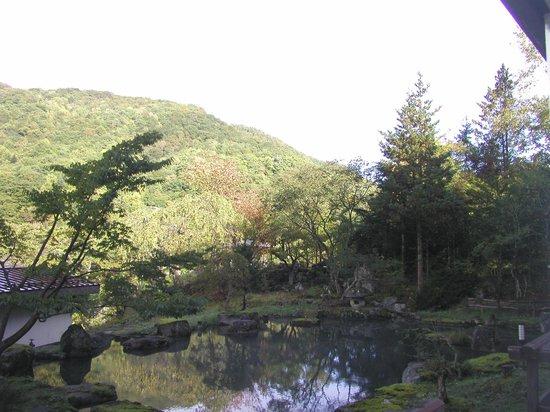 Hirayukan: 室内より庭に目がいき、室内写真撮り忘れた