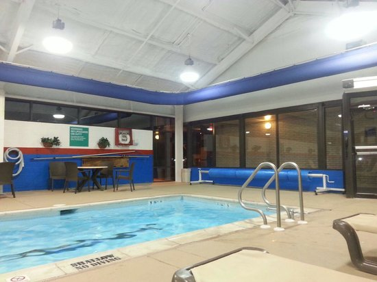 Indoor Pool Picture Of Park Inn By Radisson Harrisburg West Mechanicsburg Tripadvisor