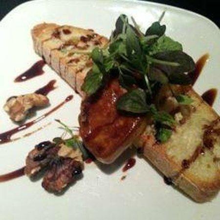 Donostia Restaurant: Liver