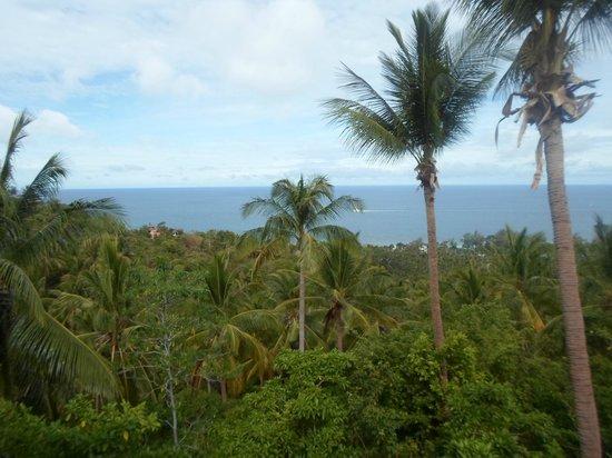 Koh Tao Star Villa: View from balcony