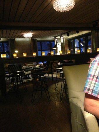 Alpaga : restaurant / bar