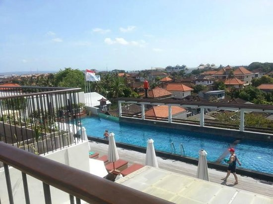 The ONE Legian: Rooftop Pool