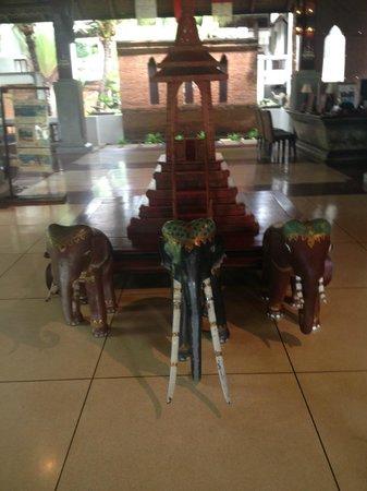 Muang Samui Spa Resort : Entrance