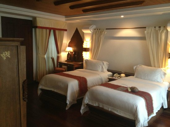 Muang Samui Spa Resort: Room for two