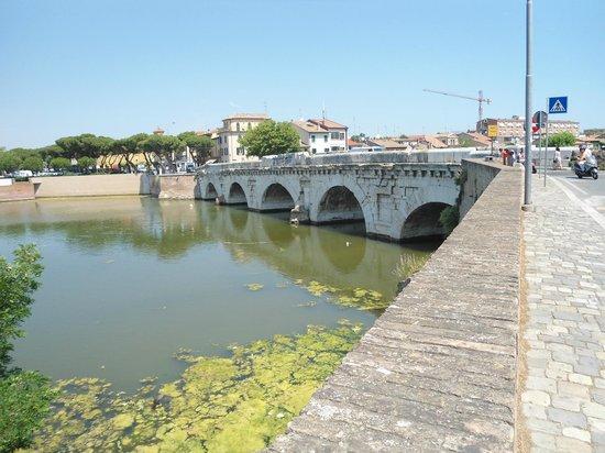 Hotel de France: Riministad