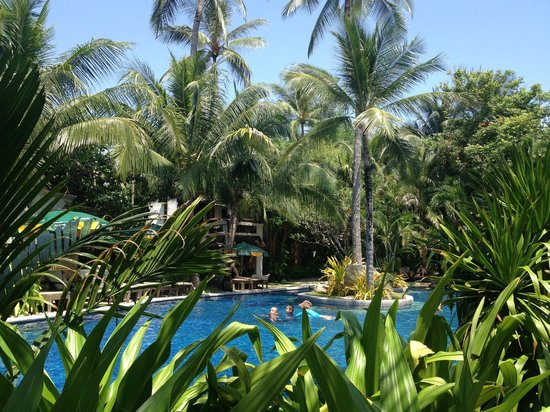 Muang Samui Spa Resort: The pool