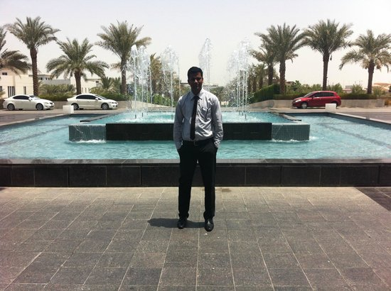 Wyndham Grand Regency Doha: me