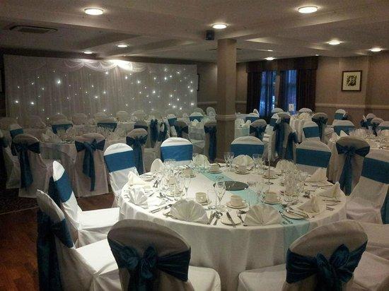 Eaton Hotel: Dining Room