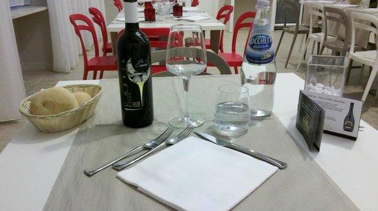 GG8 Restaurant & Hotel : RISTORANTE