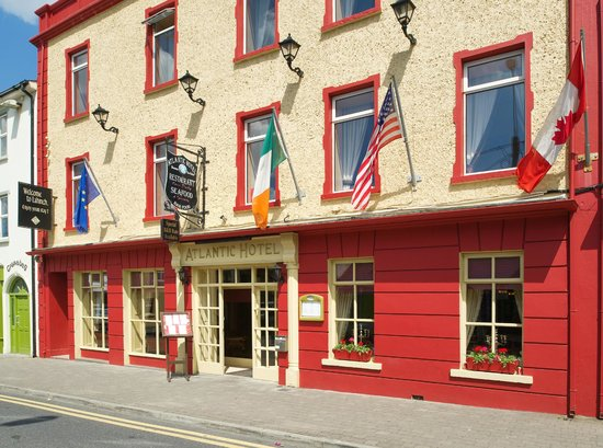 Atlantic Hotel, Lahinch