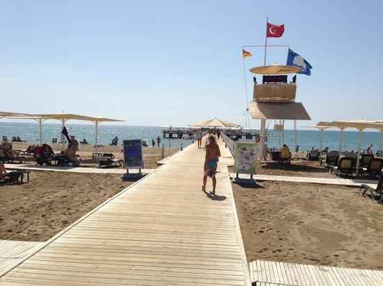 คาลิสต้า ลักซูรี่รีสอร์ท: Beach & Pier