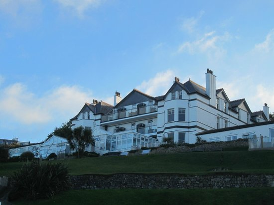 Carbis Bay Hotel & Estate : From the beach