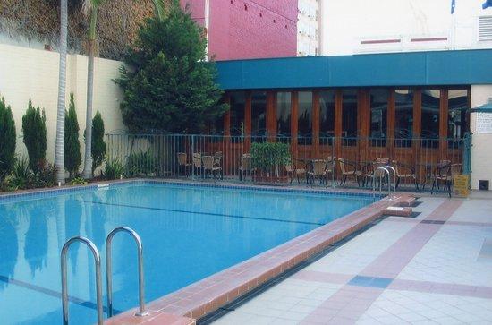Seasons of Perth: Pool