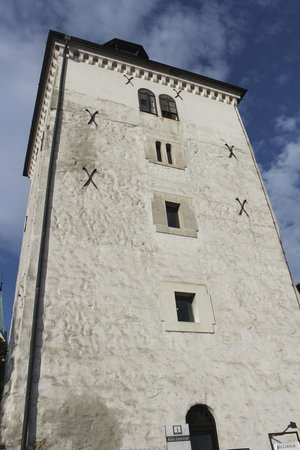 Lotrščak Tower: torre lotrscak zagreb