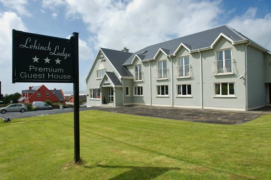 Lehinch Lodge - Guest House : Exterior