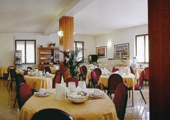 Hotel Europa : Dining room