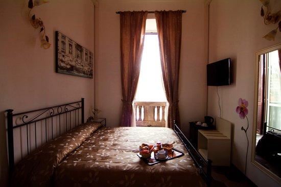 Al138 Town House: Camera matrimoniale