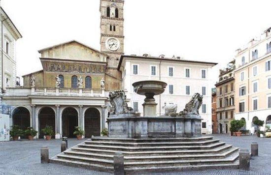 Al138 Town House: S. Maria in Trastevere