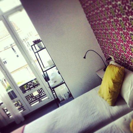 Hostal Mafer: room