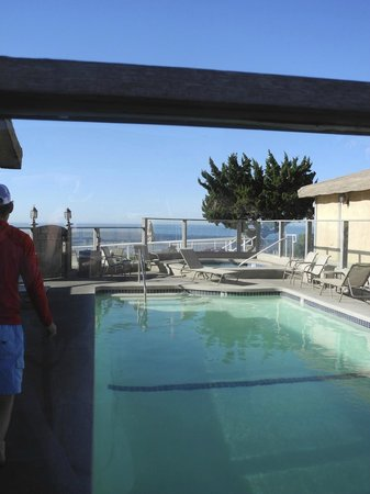 Cottage Inn by the Sea : Pool