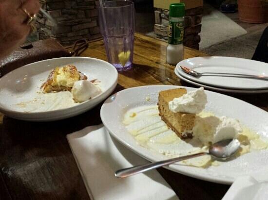 Lucky Pelican: fresh desserts