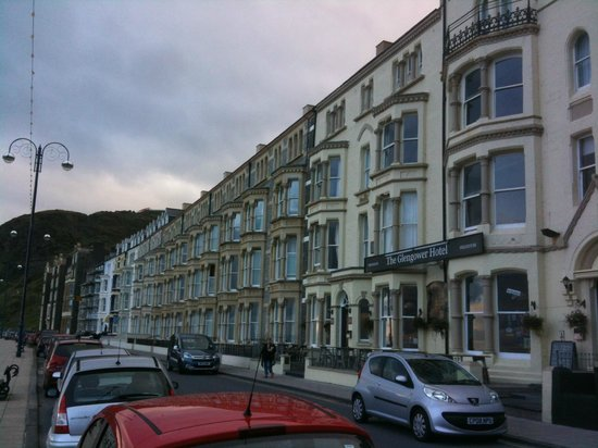 The Glengower : On the Prom