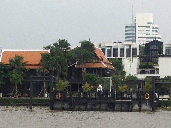 The Siam: views
