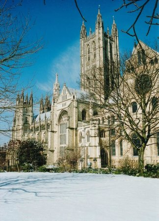 A-of Canterbury Cathedral Lounge at Canterbury Cathedral Lodge - Picture of Canterbury Cathedral ...
