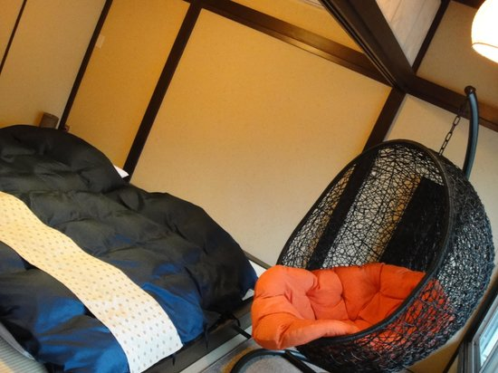 Yunoshimakan: 楓の寝室