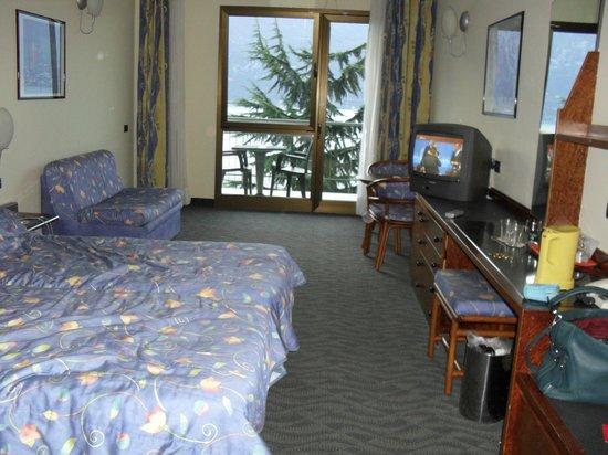 Hotel San Pietro: Our room