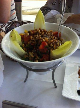 Turkish Village Restaurant & Cafe: Gavurdagi Salad