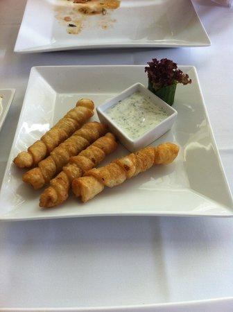 Turkish Village Restaurant & Cafe: Istanbul Borek
