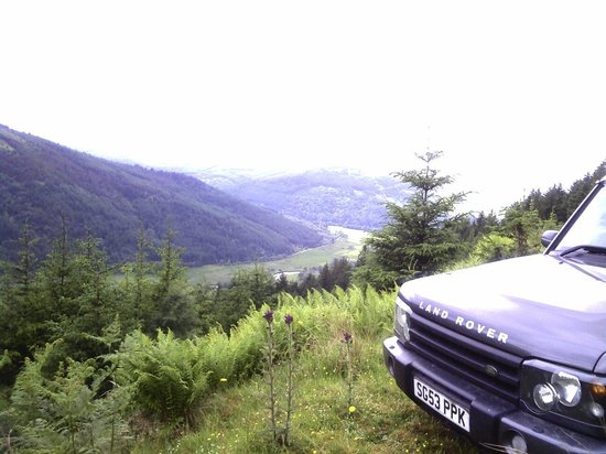 Howwood United Kingdom  City new picture : Argyle forest park tour Picture of Scotland Off Road, Johnstone ...