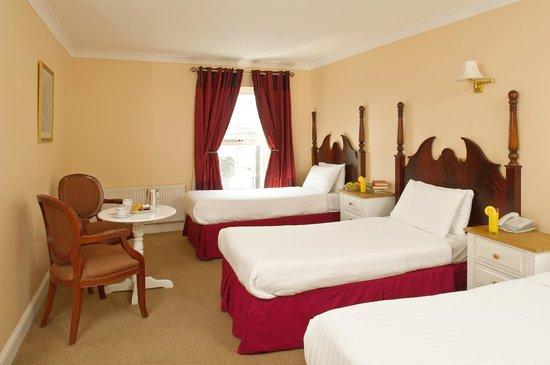 Shamrock Inn Hotel: Bedroom