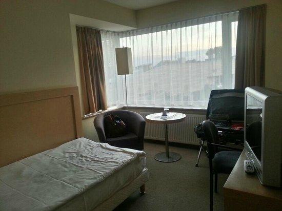Riga Islande Hotel : habitación sencilla (era mas grande que la doble casi)