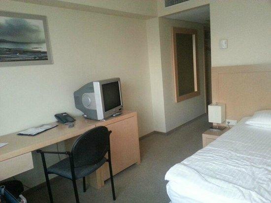 Riga Islande Hotel : habitación