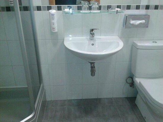 Riga Islande Hotel : baño