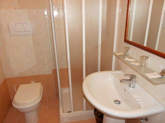 Hotel San Pietro: bagno