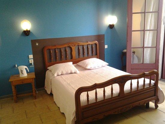 Hotel La Galiote : chambre double