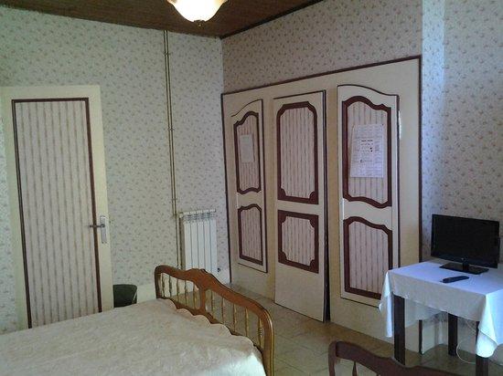 Hotel La Galiote: chambre quadruple