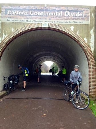 Bike the GAP Bicycle Tours: GAP Eastern Continental Divide