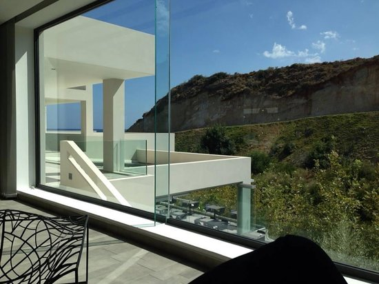 TUI Sensimar Tesoroblu Hotel & Spa: View from reception