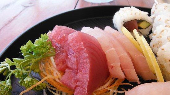 Thai/Sushi Fusion : sushi