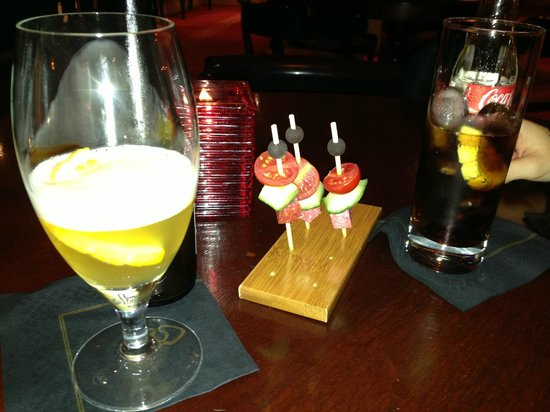 Sixty Four Bar: antipasti