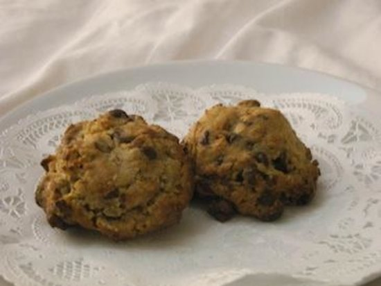 Best Western Plus Elm House Inn: Chocolate cookies
