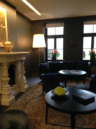 Hotel Bergs: Lobby