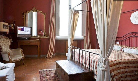 Florentia Apartments: Rubino Apartment bedroom
