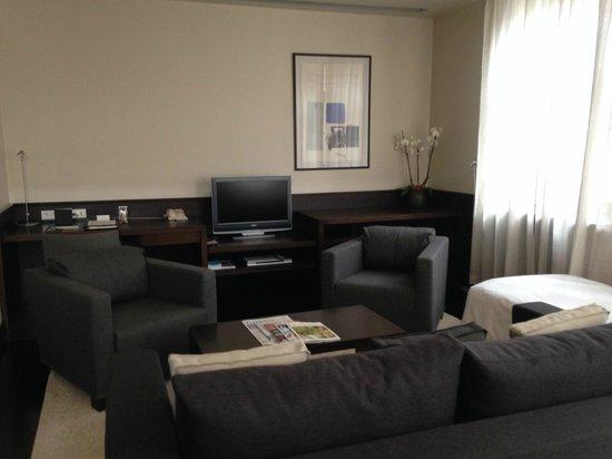 Hotel Bergs: Loft Suite