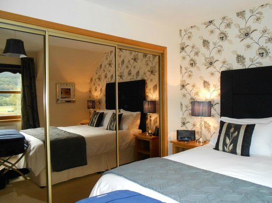 Benvrackie: Gorgeous room
