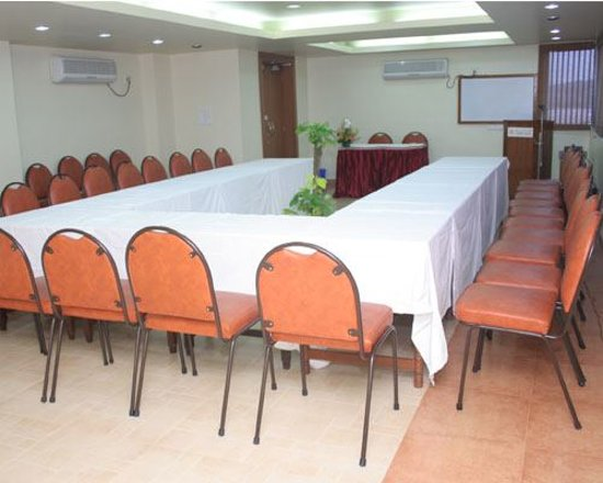 Hotel Park Plaza: conference hall